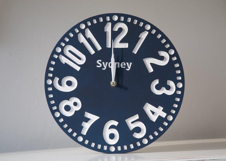 Настенные часы Сидней