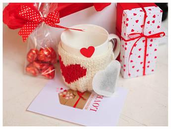 Подарочный набор LoveYouTea