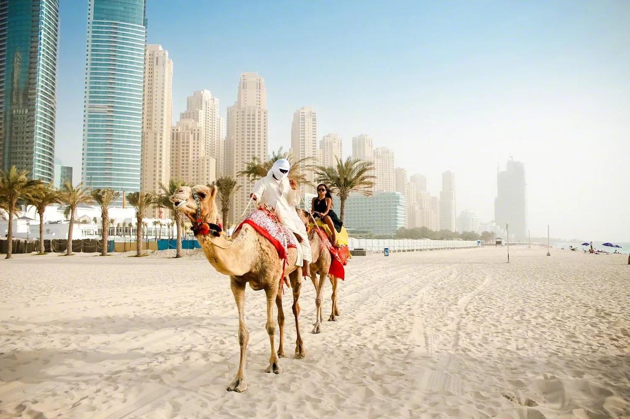 Туры за яркими впечатлениями в Эмираты в ноябре