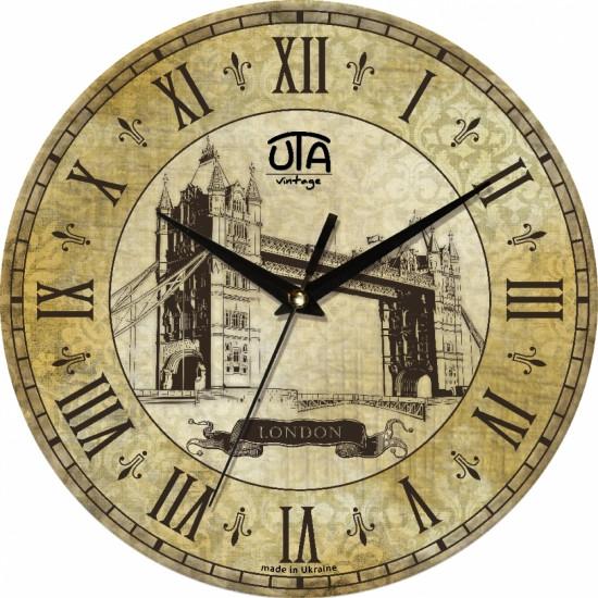 Настенные Часы Vintage Лондон