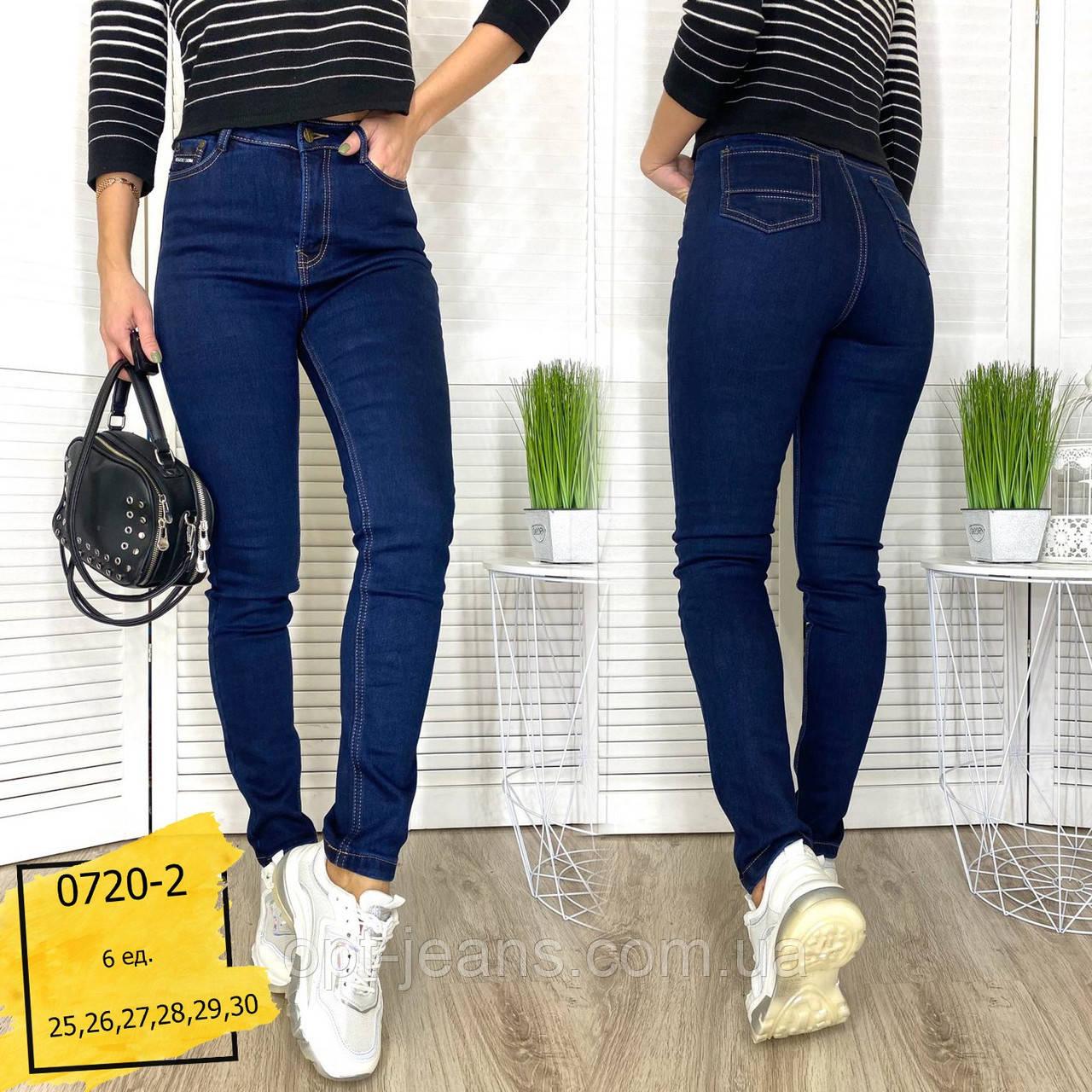 Relucky женские Американка джинсы на байке (25-30/6ед.)