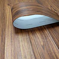 Ламинат гибкий самоклеющийся Напольное покрытие на клею Клейкая ПВХ плитка на пол Темное дерево