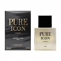 Мужская парфюмерная вода  Pure Icon 100ml. Karen Love.Geparlys.