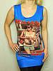 Женская футболка 2059  жіноча футболка