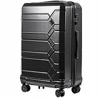 Дорожный чемодан PC185 серый размер L (большой), фото 1