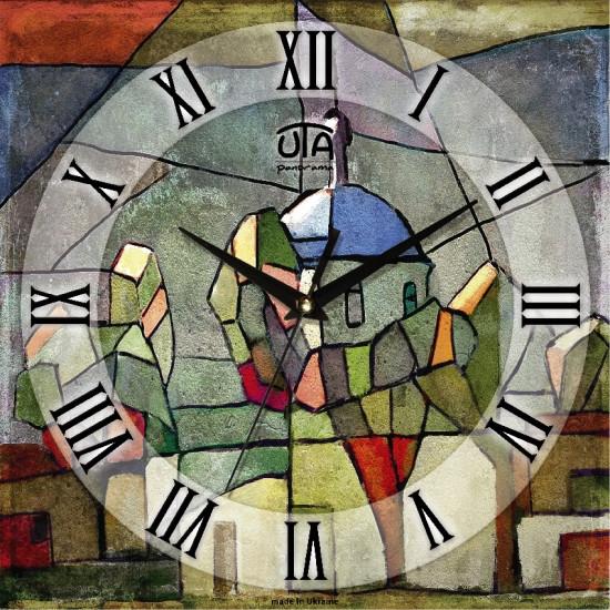 Настенные Часы Panorama Украинский Пикассо