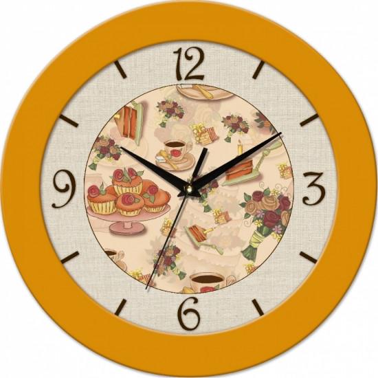 Настенные Часы Fashion Вкусные Сладости