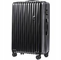 Дорожный чемодан PC5223 черный размер L (большой), фото 1