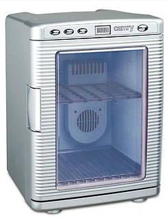 Мини холодильник 20л Camry CR 8062 AC 230V или DC 12V блок питания (охлаждение+нагрев)