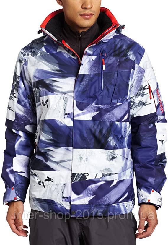Мужская горнолыжная куртка Salomon ZERO II