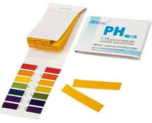 Индекаторноя бумага для pH теста кислотности почвы 80 шт, Kelliong