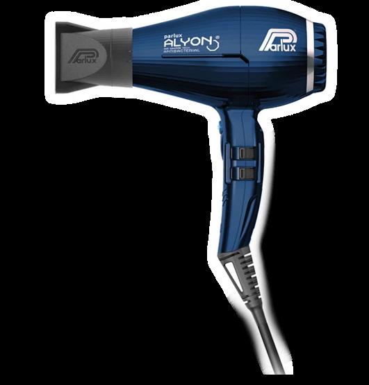 Профессиональный фен для волос Parlux Alyon night blue сапфир (Парлюкс Элион)