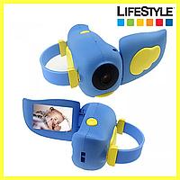 Детский Фотоаппарат - видеокамера Kids Camera DV-A100 / Детская цифровая камера, фото 1