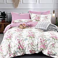 Комплект постельного белья ранфорс 21138