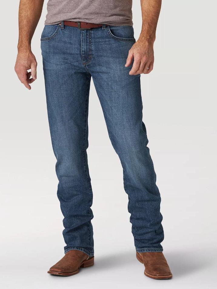 Джинсы мужские Wrangler 88MWZ Slim Fit - Shreveport