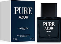Мужская парфюмерная вода  Pure Azur 100ml. Karen Love.Geparlys.