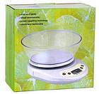 Электронные кухонные весы VITEK ACS KE1 до 5 кг | Весы с чашей | Весы для продуктов, фото 5