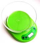 Электронные кухонные весы VITEK ACS KE1 до 5 кг | Весы с чашей | Весы для продуктов, фото 6