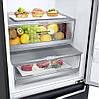 Холодильник з морозильною камерою LG GBB72MCEFN, фото 5