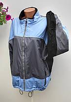 Спортивна утеплена куртка весна – осінь Crane Розмір 44-46 ( Б-258), фото 3