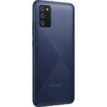 Смартфон Samsung Galaxy A02S 3/32GB Blue (SM-A025FZBESEK) UA, фото 3