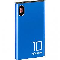 Дополнительная батарея Gelius Pro CoolMini GP-PB10-005m 10000mAh 2.1A Blue