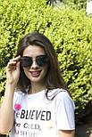 Солнцезащитные женские очки 8307-1, фото 5