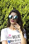 Солнцезащитные женские очки 8307-3, фото 6