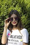 Солнцезащитные женские очки 8307-4, фото 7