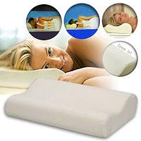 Ортопедическая подушка Memory Comfort Pillow. Подушка с памятью
