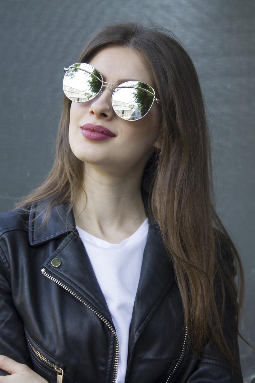 Солнцезащитные женские очки 8307-5