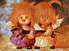 """Картины по номерам, на подрамнике, Дети """"Рыжики и такса"""" ТМ Mariposa, 40*50 см в коробке"""