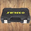 """Автомобильный набор инструментов для авто кейсы. Набор насадок торцевых и биты 1/4"""" 1/2"""" 114шт CrV (6003781), фото 9"""