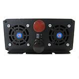 Преобразователь авто инвертор UKC 12V-220V AR 4000W c функцией плавного пуска, фото 4
