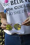 Солнцезащитные женские очки 1180-2, фото 5