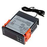 Универсальный цифровой контроллер температуры STC-2000 220V -55~120℃, фото 2