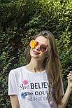 Солнцезащитные женские очки 8314-4, фото 5