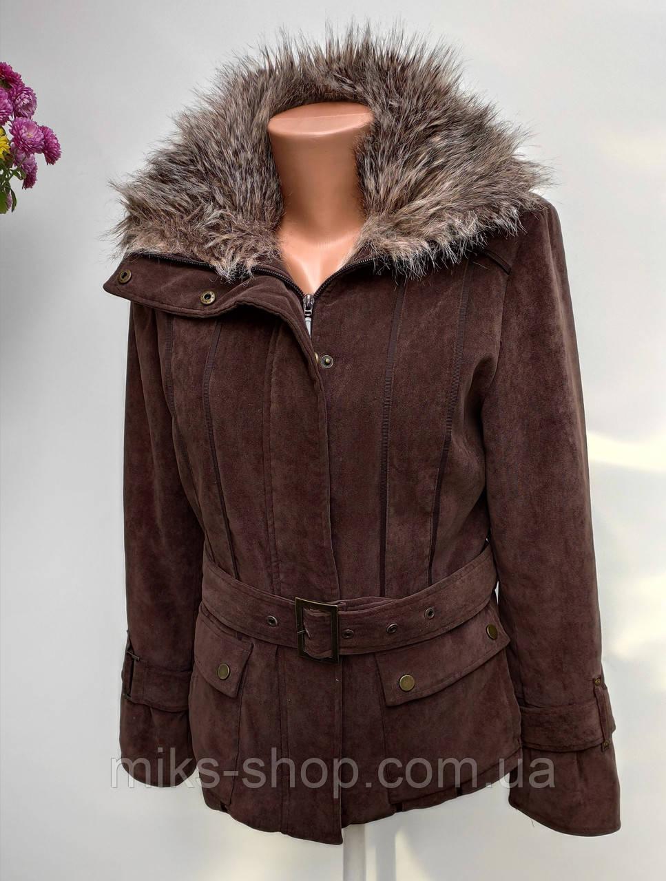 Жіноча куртка осінь – зима розмір 36-38 ( б-241)