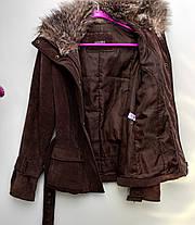 Жіноча куртка осінь – зима розмір 36-38 ( б-241), фото 3
