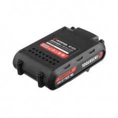 Аккумулятор Li-Ion 18В 2.0Ач для дрели-шуруповерта WT-0314/WT-0313/WT-0317 INTERTOOL WT-0312, фото 2