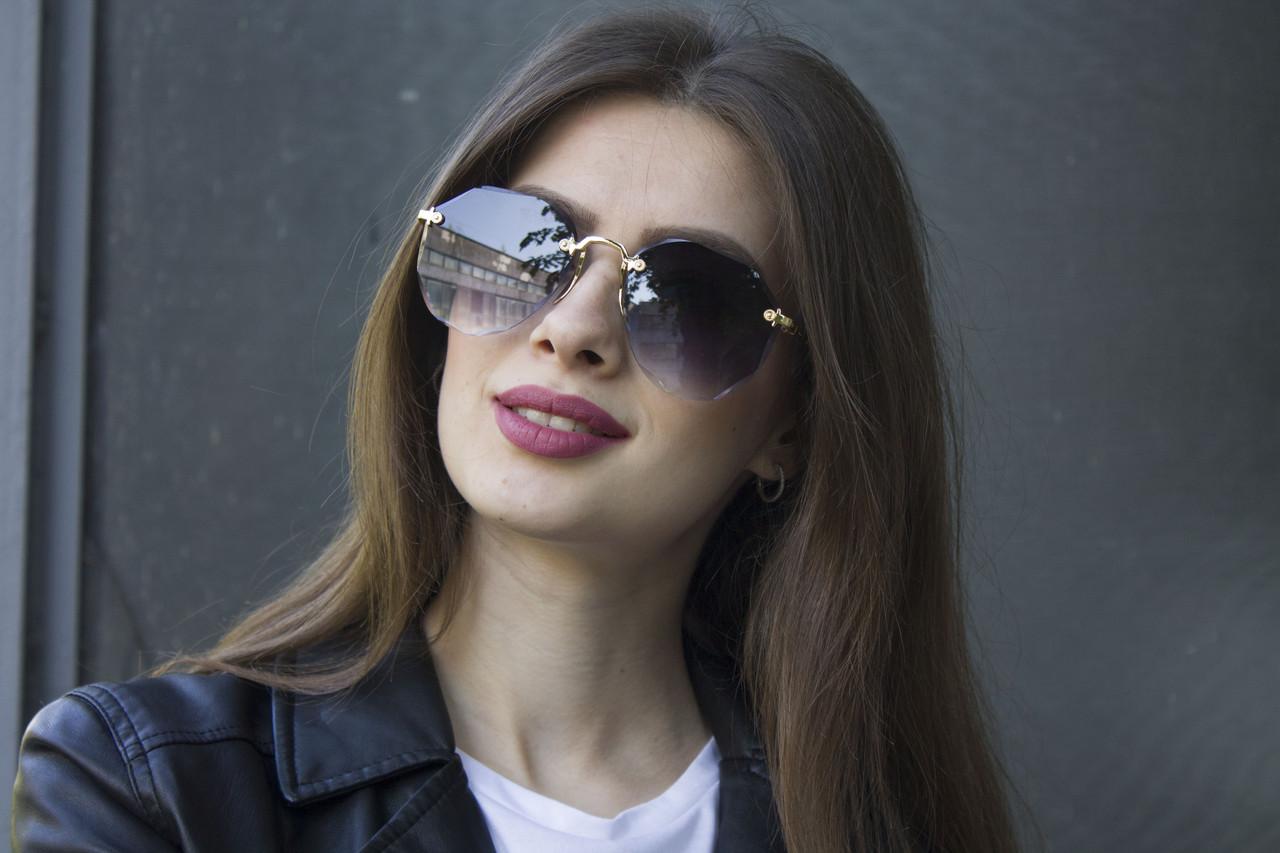 Солнцезащитные женские очки 9007-1