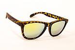 Леопардовые очки Wayfarer 911-77, фото 3