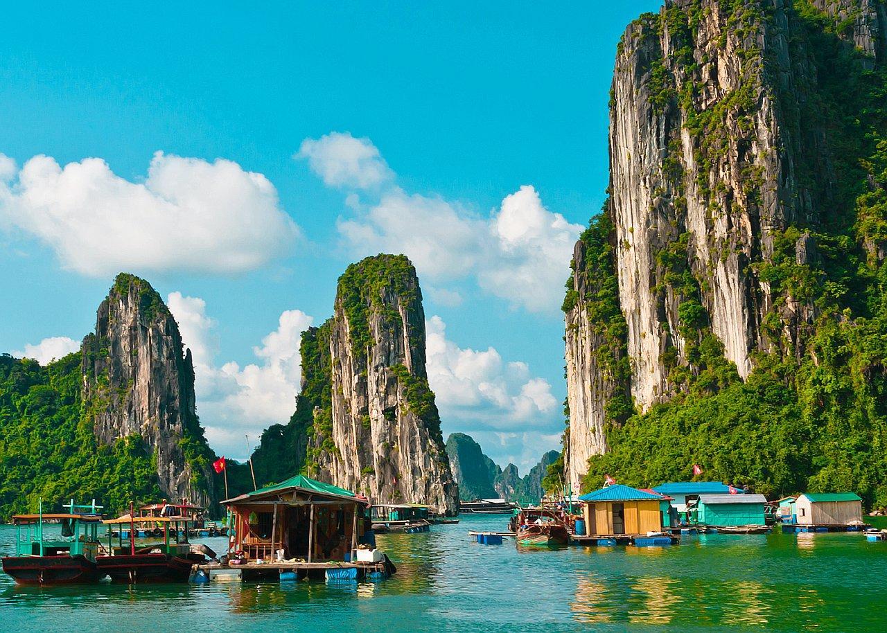 Вы ещё так не отдыхали - туры во Вьетнам в ноябре