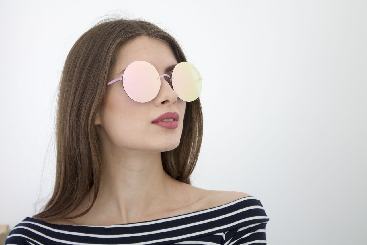 Женские солнцезащитные очки 2018 (8303-2)