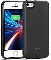 Німеччина Чехол зарядка для iPhone 5/5S/SE- 2200 mah чохол powar bank