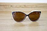 Женские солнцезащитные очки polarized Р0956-4, фото 5