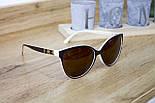 Женские солнцезащитные очки polarized Р0956-4, фото 7