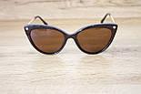 Женские солнцезащитные очки polarized Р0958-2, фото 4