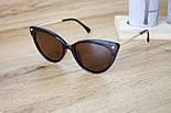 Женские солнцезащитные очки polarized Р0958-2, фото 5
