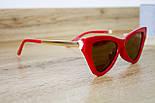 Женские солнцезащитные очки polarized Р0957-3, фото 4